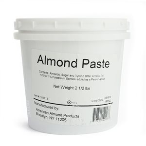 Almond Paste 2 1 / 2 Pounds By American Almond