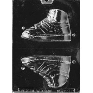 High Top Sneaker Chocolate Candy Mold