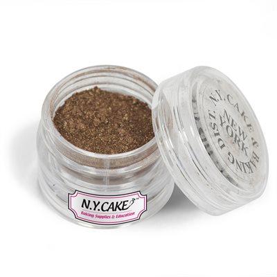 Brown Luster Dust 2 grams