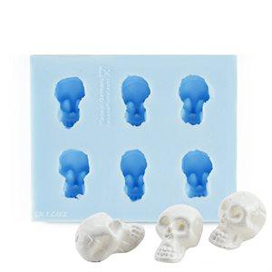 Small Skulls Silicone Mold