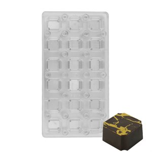 Square Magnetic Chocolate Mold