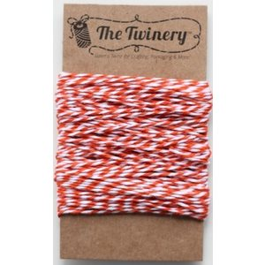 Mandarin Orange Twine Mini Bundle 15 Yards