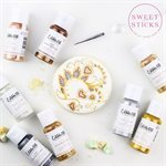 Glamorous Gold Edible Art Paint By Sweet Sticks
