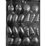 3D Shells Chocolate Candy Mold
