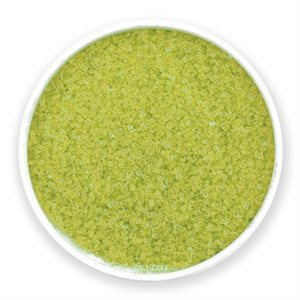 Spring Green Natural Sanding Sugar 8 Ounces