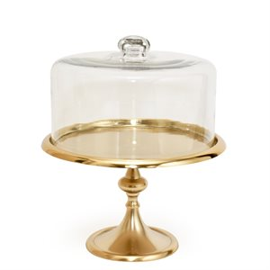 NY Cake Gold Classic Stand 10 1 / 2""