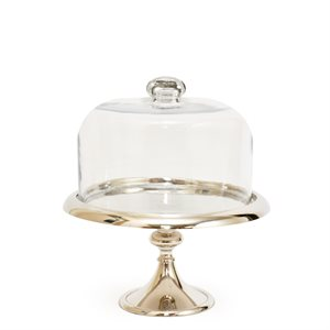 NY Cake Silver Classic Stand 8""