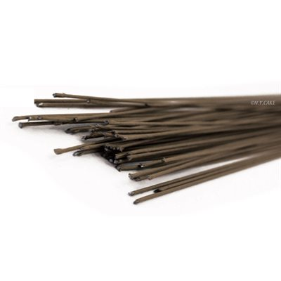 Brown Floral Wire 14 Inch 22 Gauge