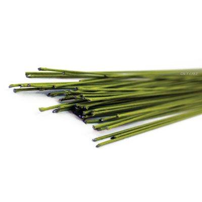 Light Green Floral Wire 14 Inch 24 Gauge