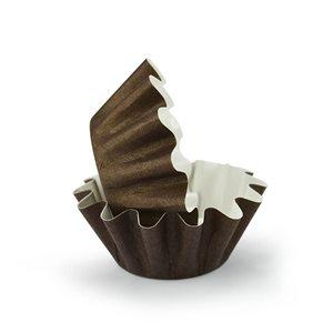 Brioche Paper Baking Mold 3 Inch 50 Pcs