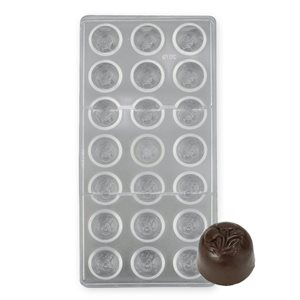 Cherry Cordial Polycarbonate Chocolate Mold