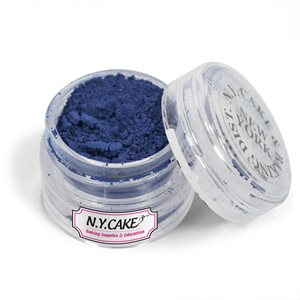 Navy Blue Petal Dust 4 grams