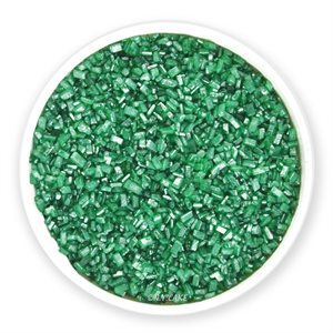 Pearlized Sugar Emerald 4 Ounces