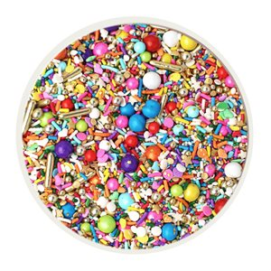 Rainbow Beam Sprinkle Mix 4 Oz