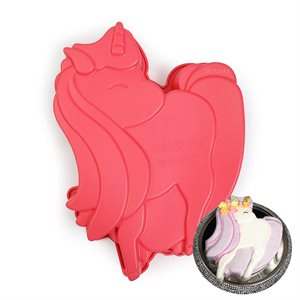 Unicorn Large Silicone Cake Pan