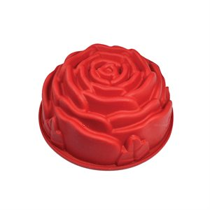 Rose Pan Silicone Novelty Bakeware