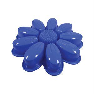 3D Daisy Pan Silicone Mold