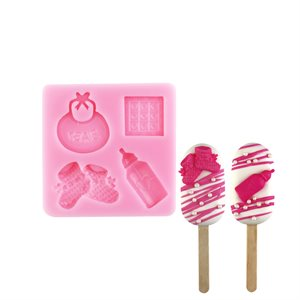 Baby Items Silicone Mold