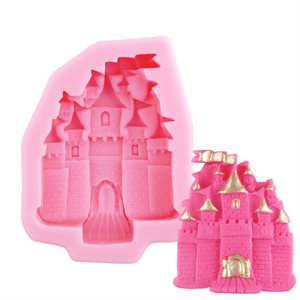 Medieval Castle Silicone Mold