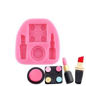 Cosmetics Silicone Mold
