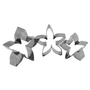 Rose Calyx Cutter Stainless Steel