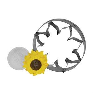 Sunflower Cutter & Veiner Set