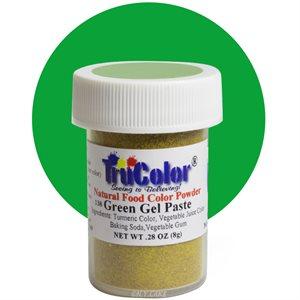 Green Gel Paste Natural Food Color 8 grams