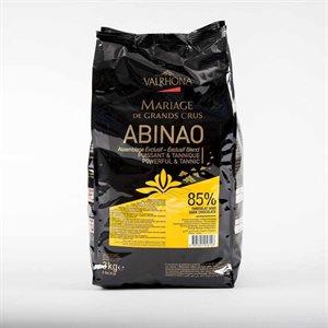 Abinao 85% Cocoa Feves By Valrhona 6lb 9oz