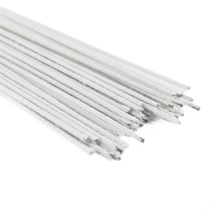 White Florist Wire 18 Gauge