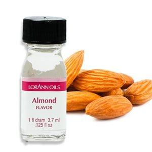Almond Oil Flavoring 1 Dram