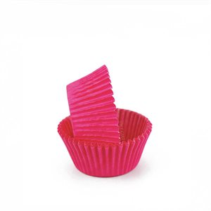 Pink Mini Cupcake Baking Cup Liner