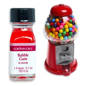 Bubble Gum Oil Flavoring - 1 Dram By Lorann Oil