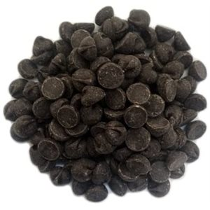 Cocoa Dark Chocolate Callets 60.6% By Callebaut 1 lb