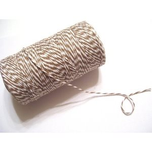 Charcoal Black Twine Spool 240 Yards