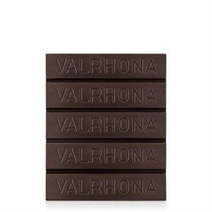 Cocoa Pate 100% Cocoa Block By Valrhona 2.25 lb