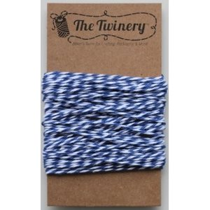 Denim Blue Twine Mini Bundle 15 Yards