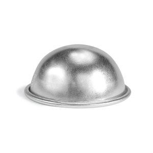 Hemisphere Ball Cake Pan  3 1 / 2 Inch