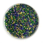 Luxe Mardi Gras Glittery Sugar 3 Ounces