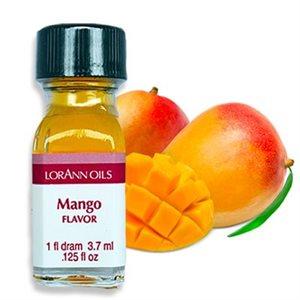 Mango Oil Flavoring  1 Dram