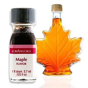 Maple Oil Flavoring  1 Dram