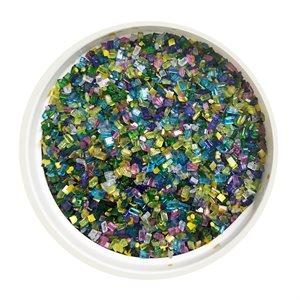 Mermaid Glittery Sugar 3 Ounces