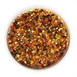 Metallic Fall Blend Glittery Sugar 3 Ounces