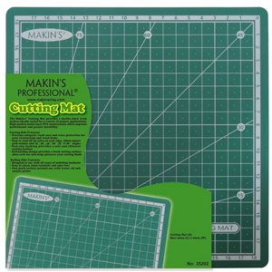 Cutting Mat 20.5 cm x 20.5 cm  By Makins Clay