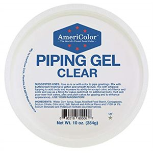 Piping Gel 10 Ounces By Americolor