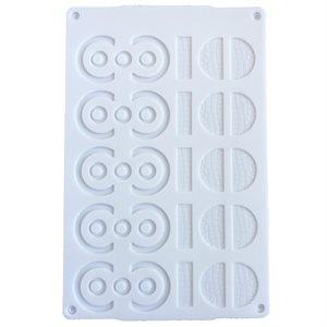 Purse Accessories Silicone Baking-Decorating Impression Mat