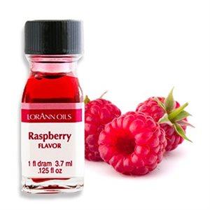 Raspberry Oil Flavoring  1 Dram