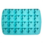 Silicone Baking Mold-Bunny Shape 24 Cavity