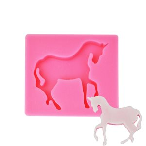 Unicorn Full Body Silicone Mold # 1
