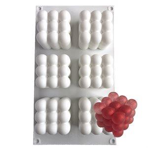 Sphere Cube Silicone Baking & Freezing Mold
