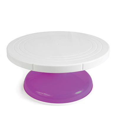 Intermediate Cake Decorating Turntable-10x5